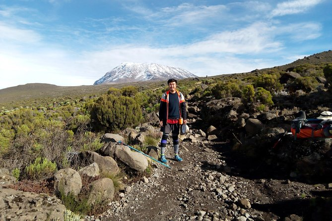 6-Day Kilimanjaro Hiking Machame Route