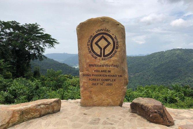 Full-Day Khao Yai National Park Hiking Tour with Night Safari