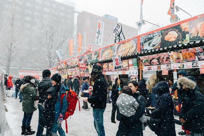 Sapporo Custom Full Day Tour