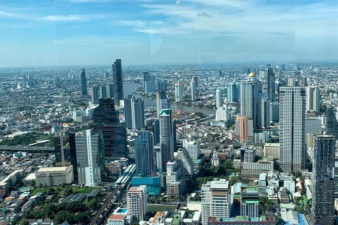 Bangkok Mahanakhon Skywalk Experiences (74th & 78th Observation Deck)