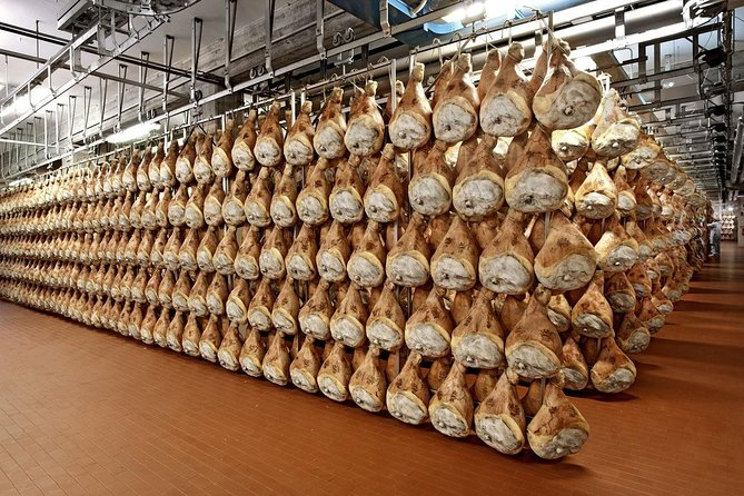 From Bologna: Parma and its Food Valley