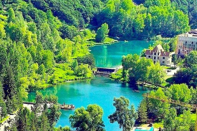 Khor Virap and Jermuk Private Day Tour from Yerevan