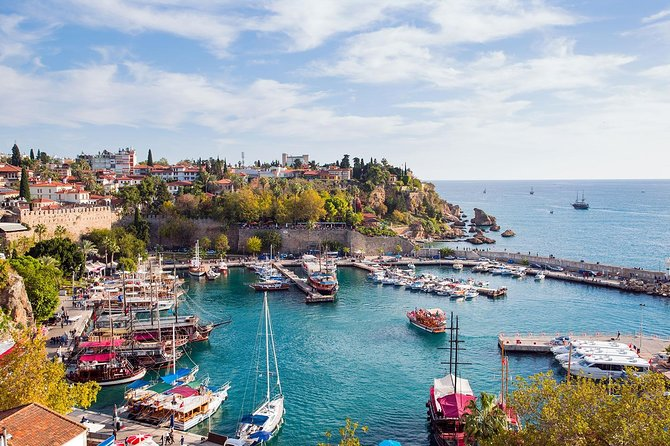 Full-Day Antalya City Sightseeing Tour from Side
