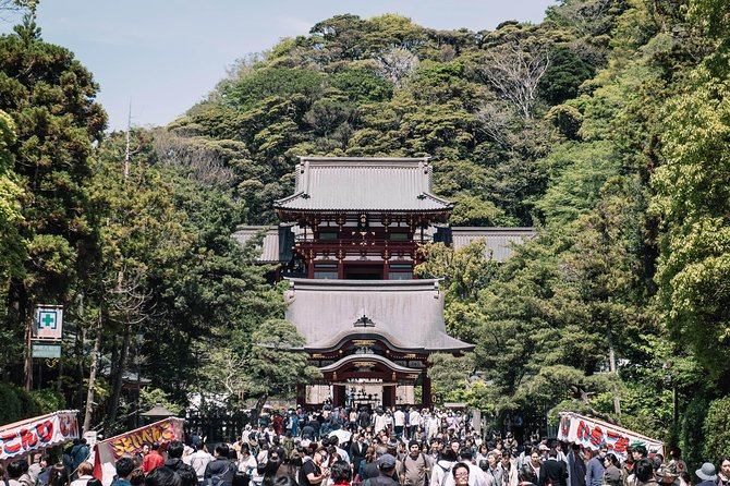Kamakura Custom Half Day Tour
