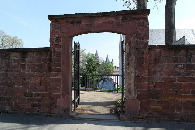 Private city tour «Typically Mainz! On the trail of history »