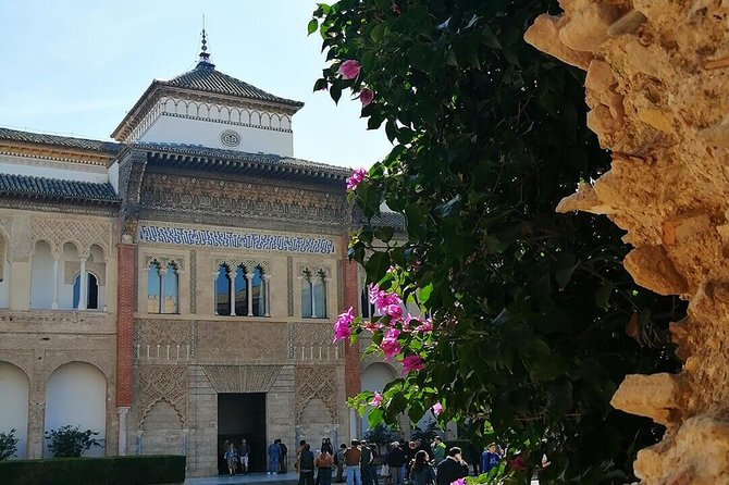 Seville Alcazar Tour