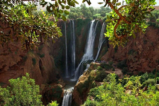 Full-Day Guided Tour to Ouzoud Falls from Marrakech