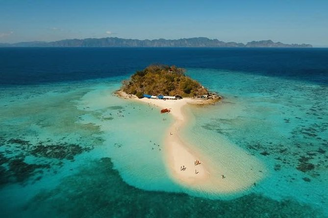 Full-Day Coron Island Escapade Small-Group Tour with Pick Up