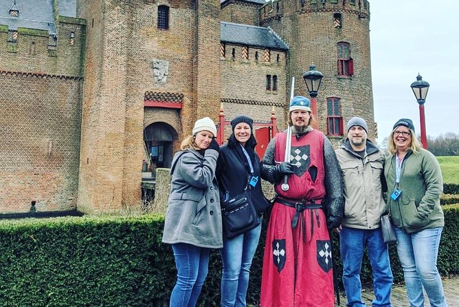 Private Tour in Amsterdam Muiderslot Castle