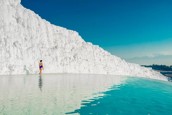 Half-Day Tour to Pamukkale and Hierapolis from Antalya City