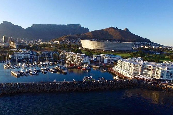 4-Hours Cape Town City Tour with Pick Up