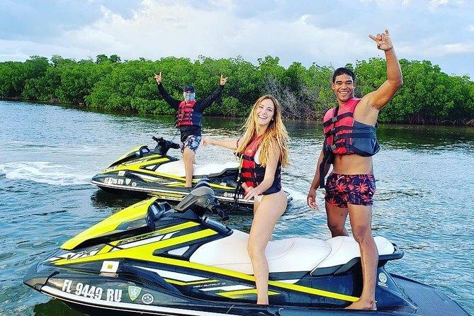Key West Jet Ski Tour: Free 2nd Rider
