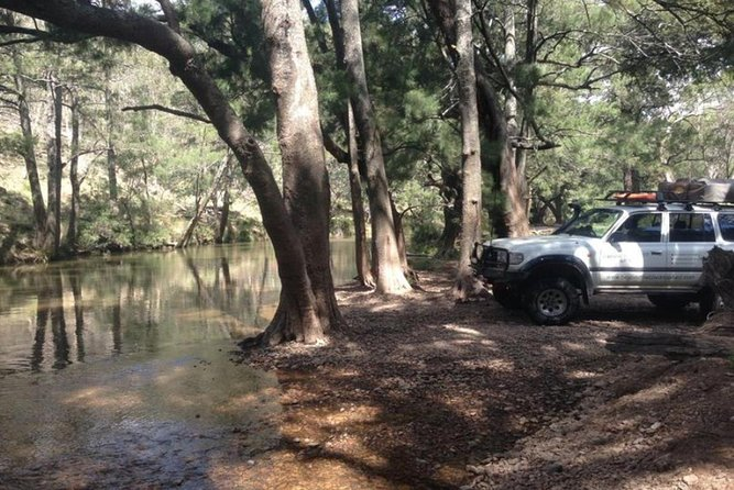 Explore Blue Mountains: 4WD Adventure 1 Day Tour with Local Guide
