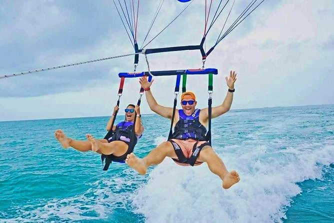 Parasailing in Key West Seaport
