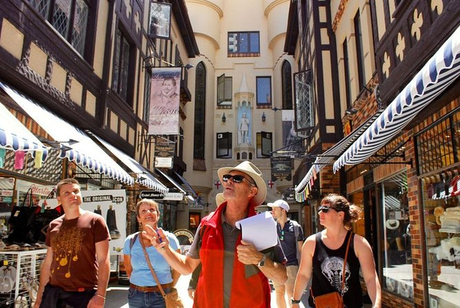 2-Hour Guided Welcome Perth City Walking Tour