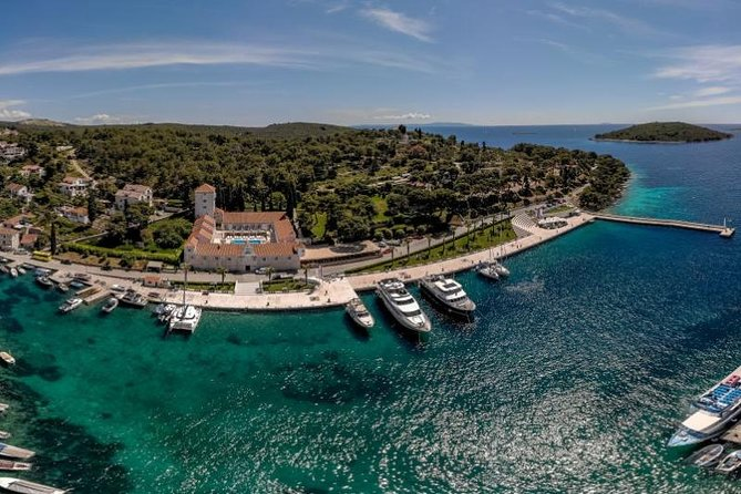 Private Full-Day Speedboat Tour from Split with Snorkeling