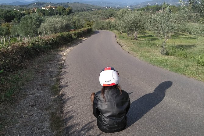 Private Half-Day Chianti Motorcycle Tour from Florence