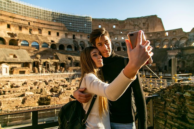 Colosseum, Roman Forum & Ancient Rome Skip the Line Access with a Local Guide