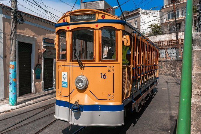 Santa Teresa, Lapa, and Cinelândia with Tram Ride and Selarón Steps