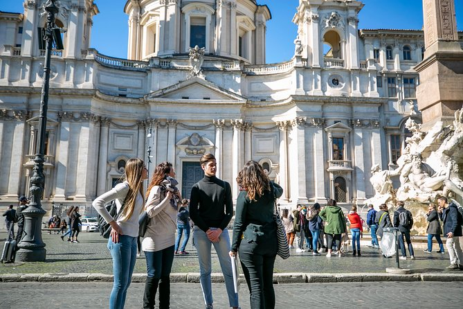 Skip the line Coliseum, Roman Forums, Trevi Fountain, Navona Square & Pantheon