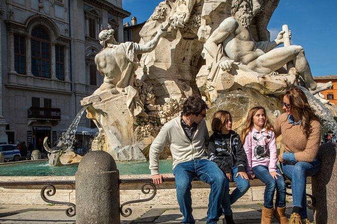 Rome Tours With Kids: Vatican,Sistine Chapel, Colosseum & Downtown Family Tour