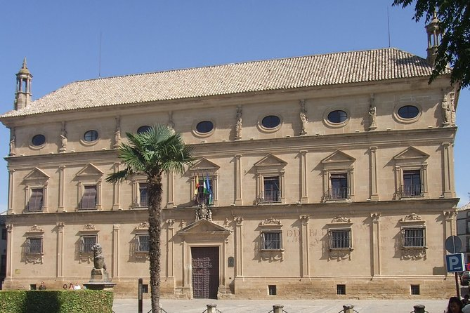 Úbeda guided tour with tickets.