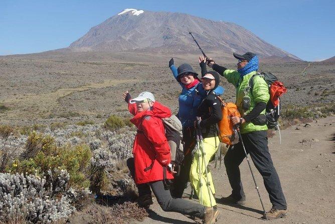 7-Day Private Guided Hiking Tour of Kilimanjaro - Marangu Route