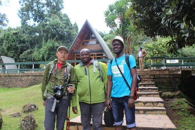 7-Day Private Guided Hiking Tour of Kilimanjaro - Marangu Route