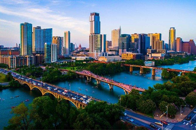 24-Hour Hop-On Hop-Off Blue Line Pass in Austin