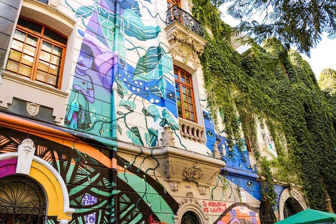 Santiago Half Day Walking Tour