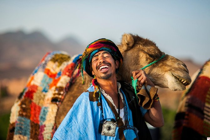 Full-Day Private Guided Tour to Berber Villages from Marrakech