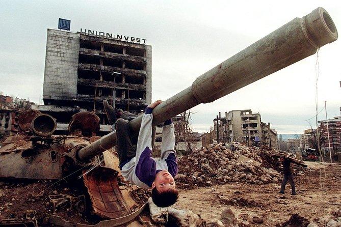 1425 Days Under Siege Tour Sarajevo