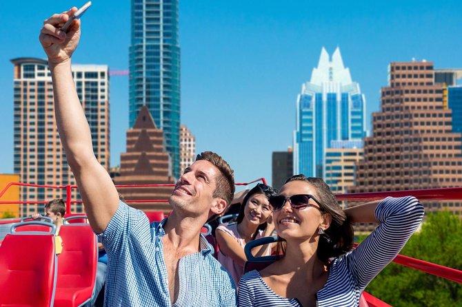 48-Hour Austin Hop-On Hop-Off Blue Line City Tour