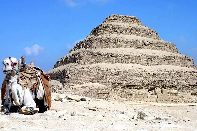 Cairo : Sakkara Step Pyramid , Memphis and Dahshur Private Guided tour