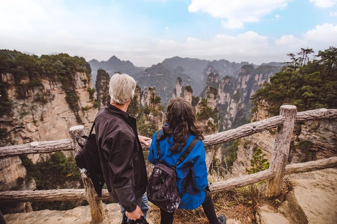 Full-Day Tour of Zhangjiajie National Forest Park with Lunch