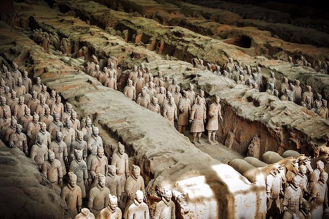 Half-Day Private Historic Guided Tour of Xi'an Terracotta Army