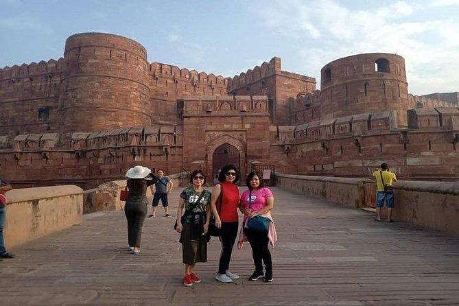 6-Days Golden Triangle New Delhi Agra Jaipur Private Tour