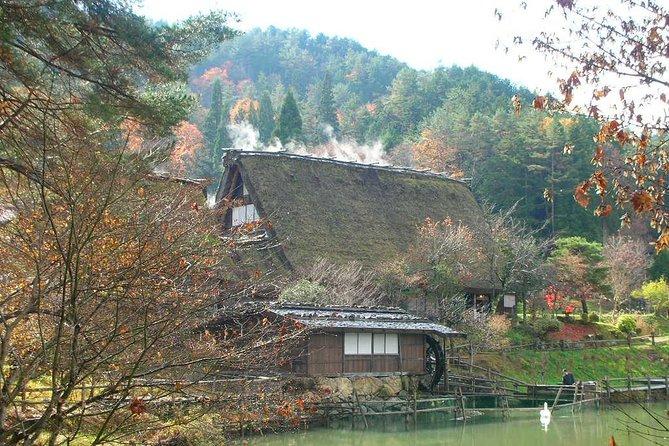 Guided Tour of Hida Folk Village, Followed by Matsukurayama Nature Hike