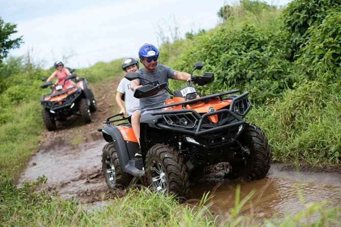 Full-Day Bali ATV Ride Adventure and Bali Swing Activity