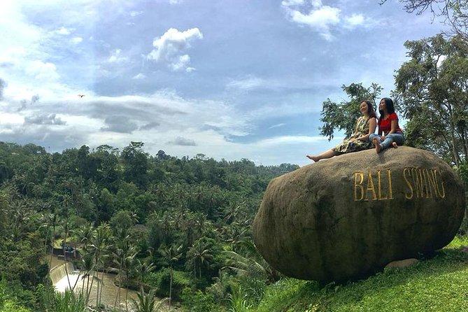 Full-Day Bali ATV Ride Adventure and Bali Swing Activity