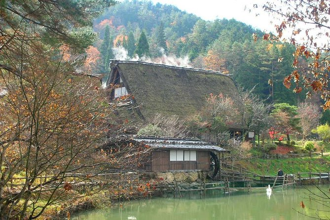 Guided Tour of Hida Folk Village