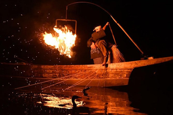 Oze-Ukai, Japan's Oldest Cormorant Fishing & Purveyor to the Imperial Household