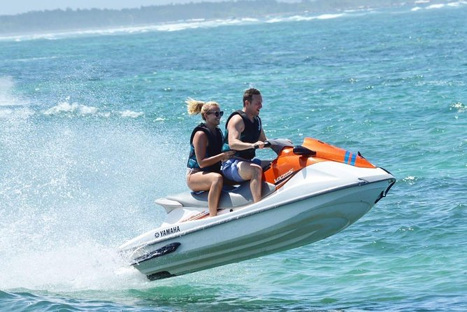 Bali Jetsky Private Experience with Pick Up from Kuta