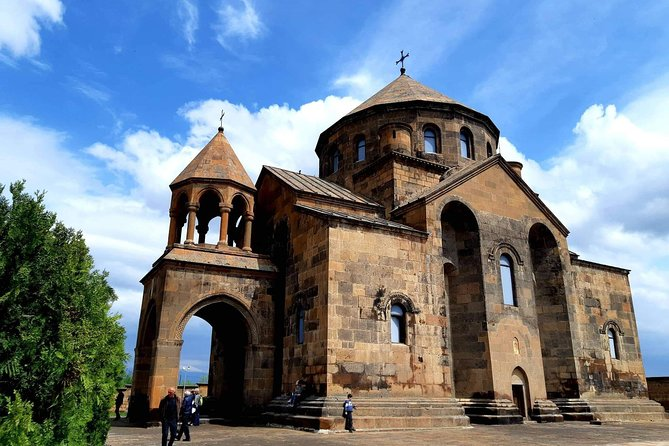 Day Trip To Echmiadzin Cathedral, Saint Hripsime Church & Zvartnots Temple