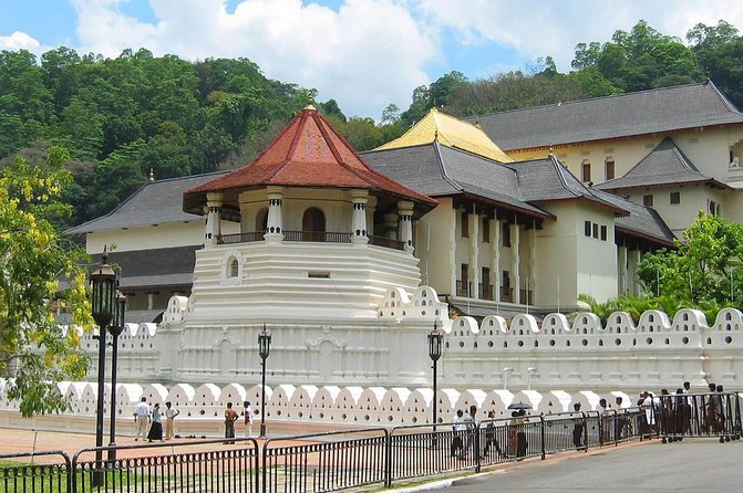 Kandy Full-Day Tour with Hotel Pick Up
