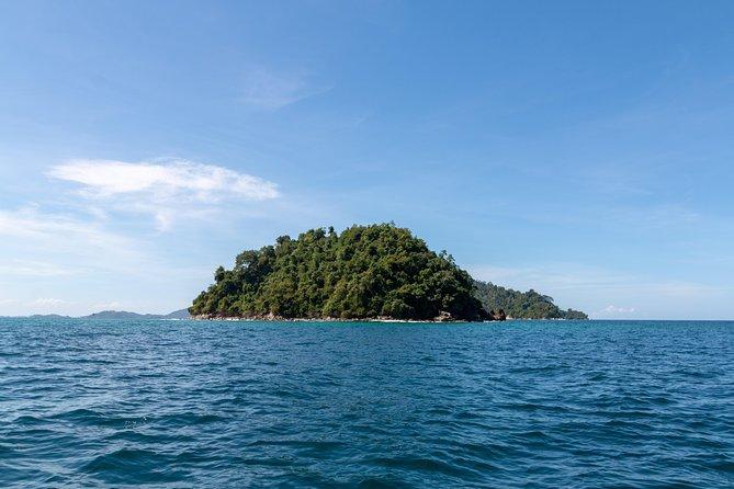 3 Hour Fishing Trip from Sabah Gaya Island