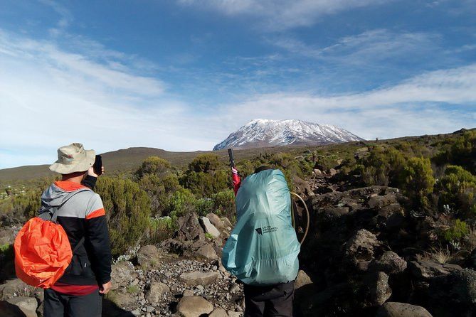 5-Days Marangu Route - Kilimanjaro Climbing -with- Burigi Chato Safaris Co L.T.D