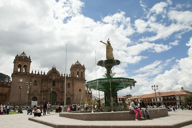 Ancient and Colonial Cusco
