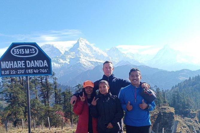 10 Days Guided Mohare Danda Trek