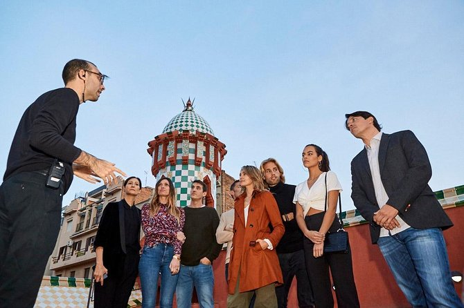 Guided Tour of Gaudi's Casa Vicens in Barcelona